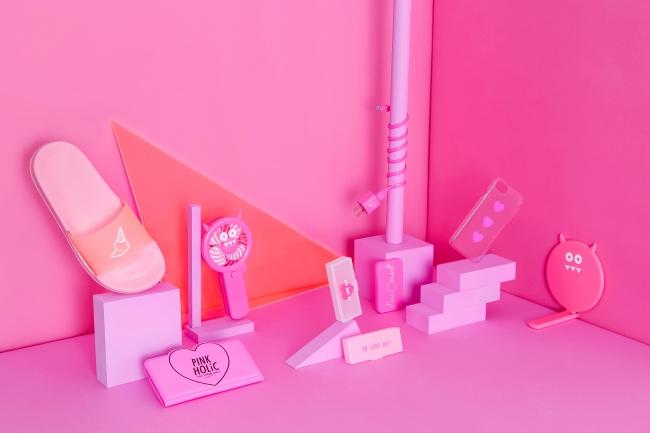 安くてかわいい ダイソーからピンクアイテムが発売