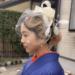 卒業式の髪型もう決めた?袴や振袖には「フィンガーウェーブ」がキテる!